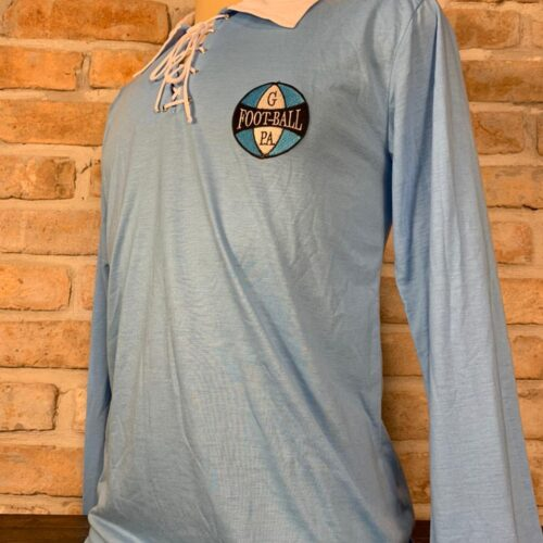 Camisa Grêmio 1922 réplica licenciada mangas longas