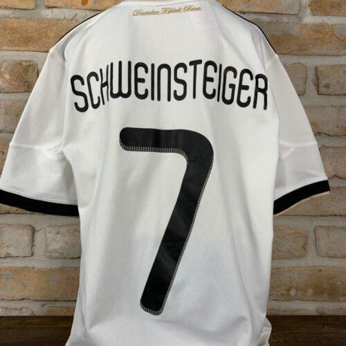 Camisa Alemanha Adidas 2010 Schweinsteiger