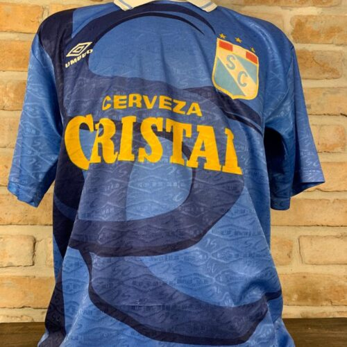 Camisa Sporting Cristal Umbro 1997