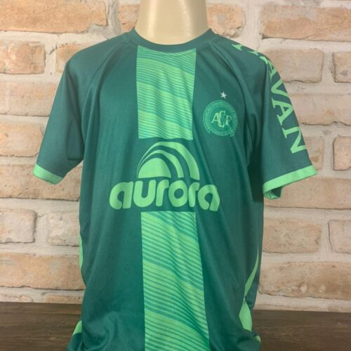 Camisa Chapecoense 2016 Infantil licenciada