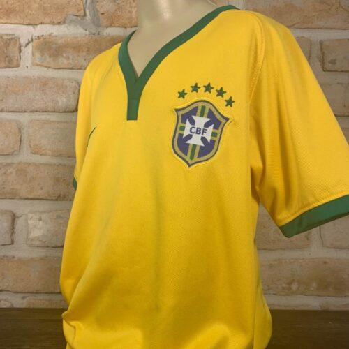 Camisa Brasil Nike 2014 David Luiz