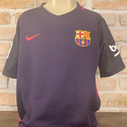 Camisa Barcelona Nike 2016 Infantil