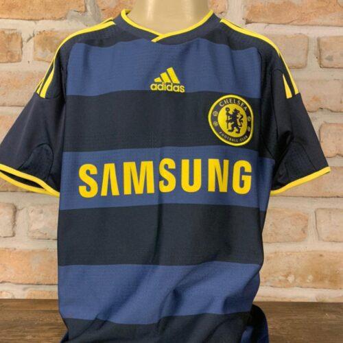 Camisa Chelsea Adidas 2009 Infantil