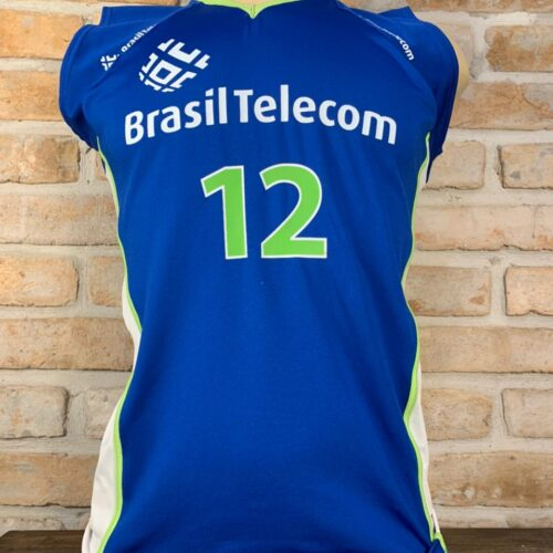Camisa Brasil Telecom Vôlei