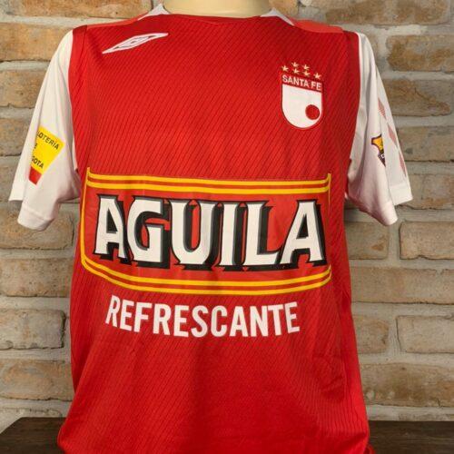 Camisa Santa Fe Umbro 2009