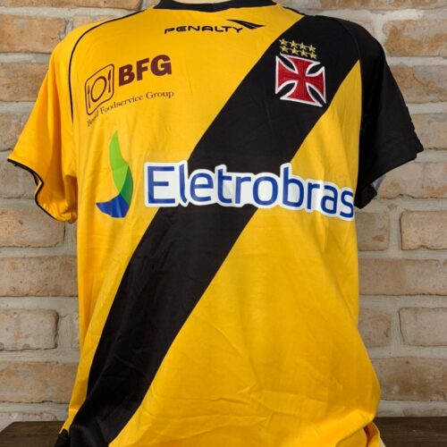 Camisa Vasco da Gama Penalty 2012 goleiro