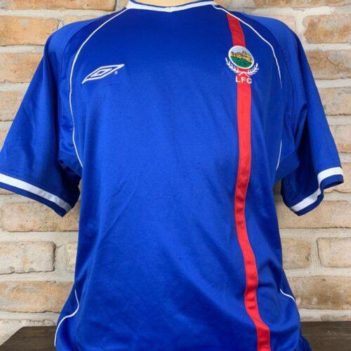 Camisa Linfield Umbro 2003
