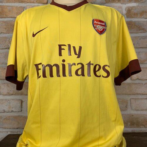 Camisa Arsenal Nike 2010