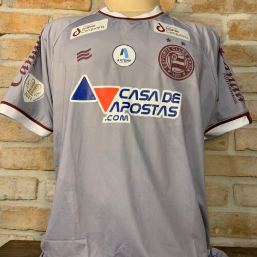 Camisa Bahia Esquadrão 2021 Junior goleiro Copa do Nordeste