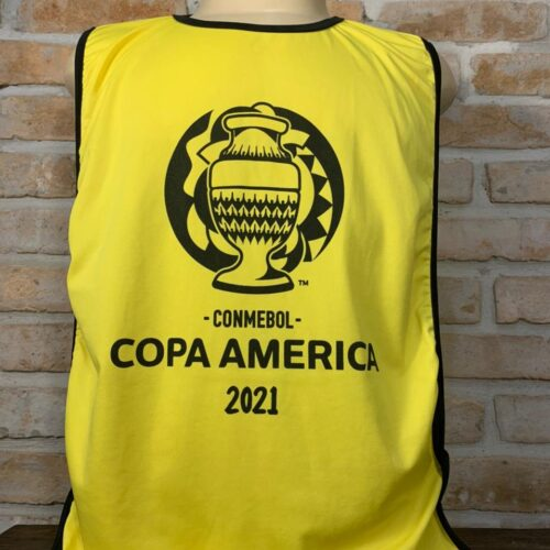 Colete Copa América 2021