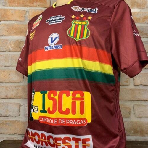 Camisa Sampaio Corrêa Super Bolla Copa do Nordeste 2021 goleiro