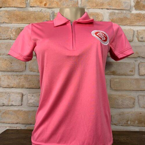 Camisa Internacional feminina rosa