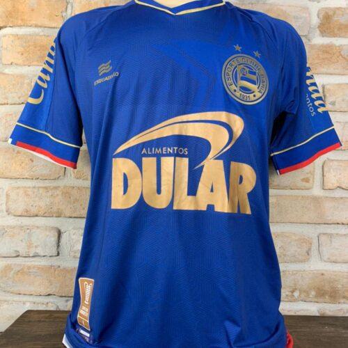Camisa Bahia Esquadrão 2020 Elton Copa do Nordeste