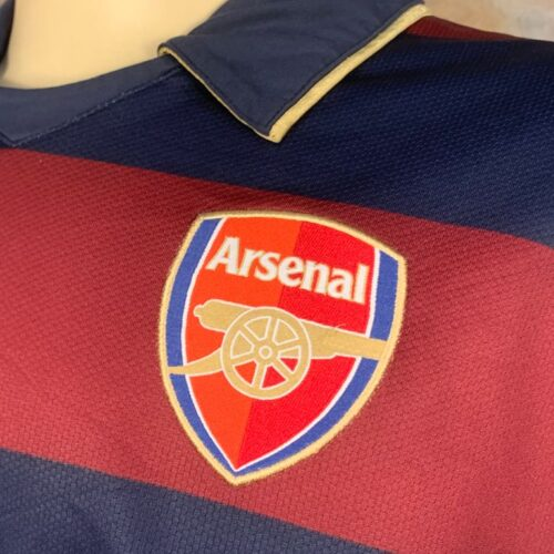 Camisa Arsenal Nike 2007 mangas longas