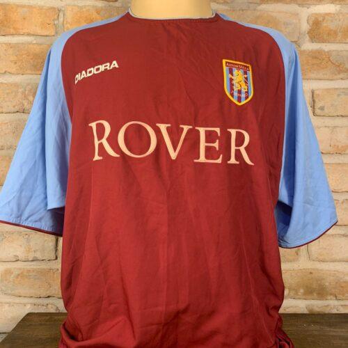 Camisa Aston Villa Diadora 2003