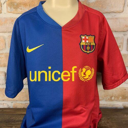 Camisa Barcelona Nike 2009 Infantil