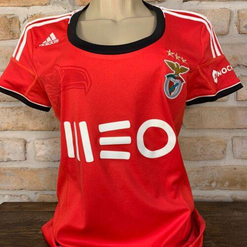 Camisa Benfica Adidas feminina