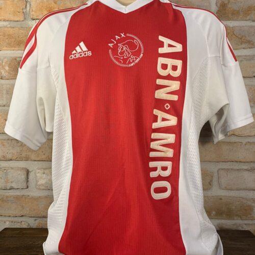 Camisa Ajax Adidas 2002