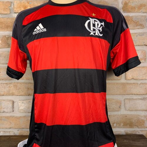 Camisa Flamengo Adidas 2015 Guerrero