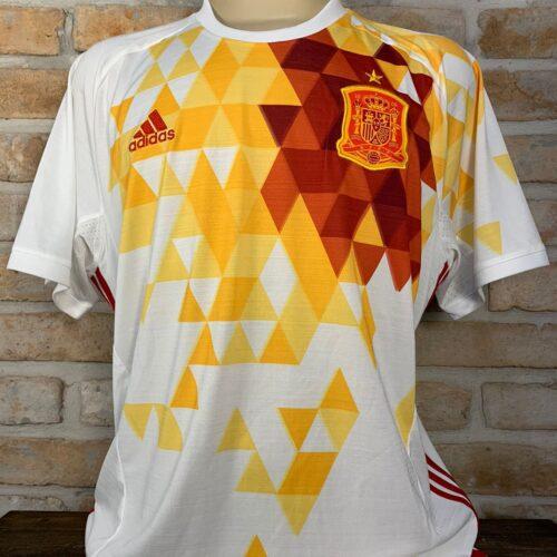 Camisa Espanha Adidas 2015