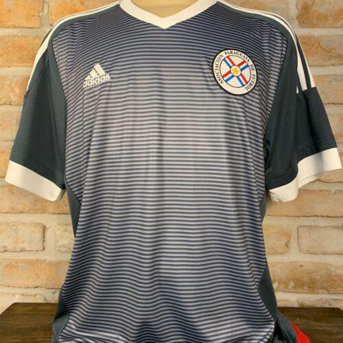 Camisa Paraguai Adidas