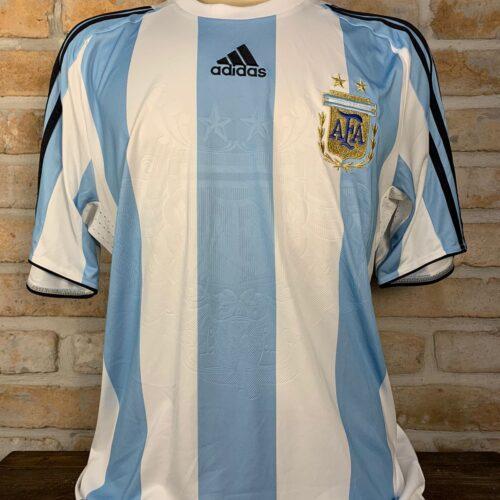 Camisa Argentina Adidas 2007