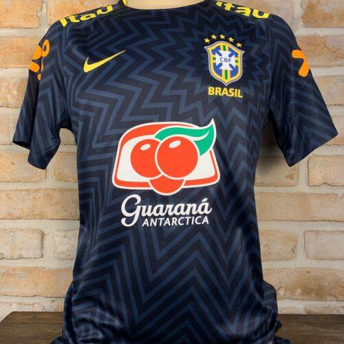 Camisa Brasil Nike treino 2017
