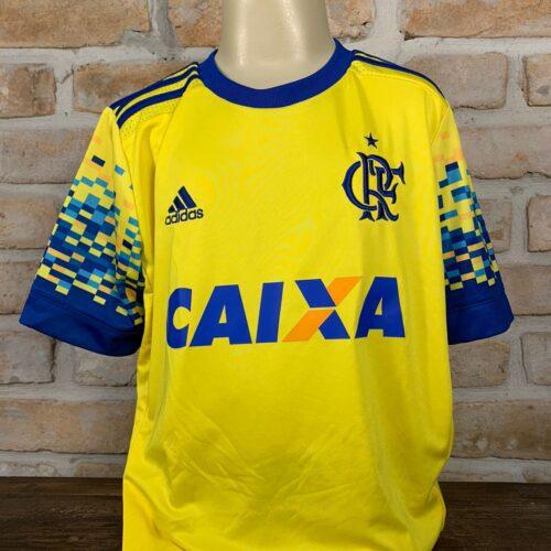 Camisa Flamengo Adidas 2017 infantil