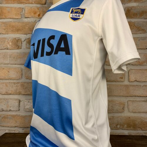 Camisa Argentina Nike Rugby