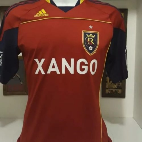 Camisa Real Salt Lake Adidas Morales