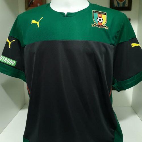 Camisa Camarões Puma treino