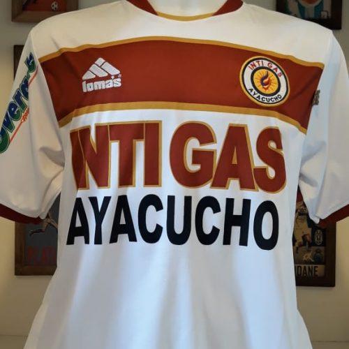 Camisa Ayacucho FC Lomas 2011