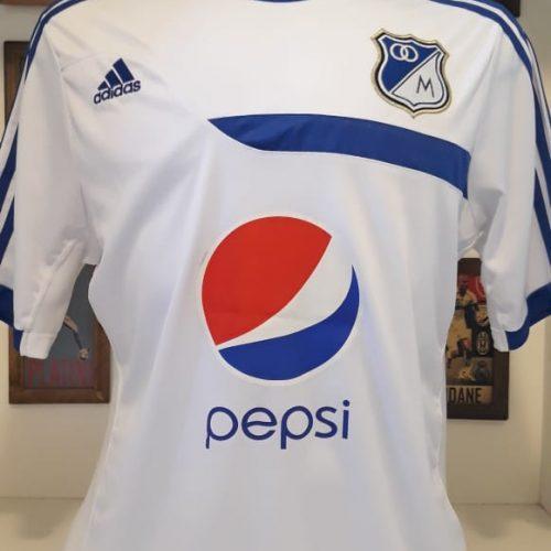 Camisa Millonarios FC Adidas