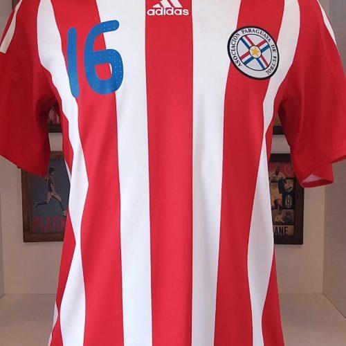 Camisa Paraguai Adidas Coronel