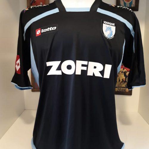 Camisa Deportivo Iquique Lotto Melendez