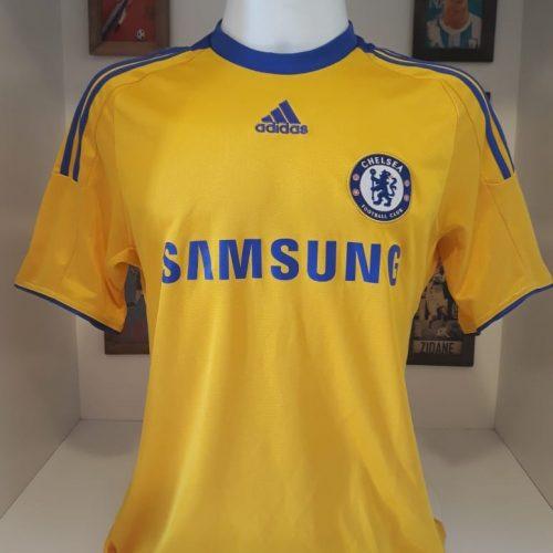 Camisa Chelsea Adidas amarela