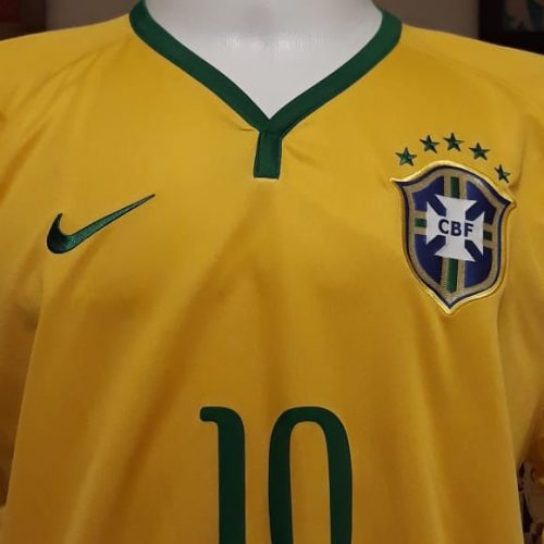Camisa Brasil Nike 2014 Neymar