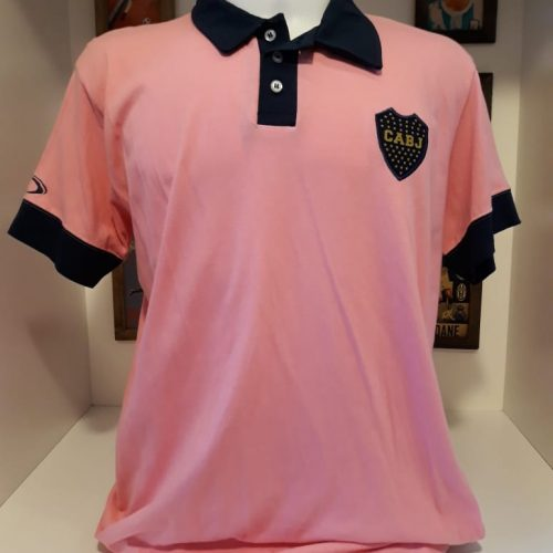 Camisa Boca Juniors Polo licenciada