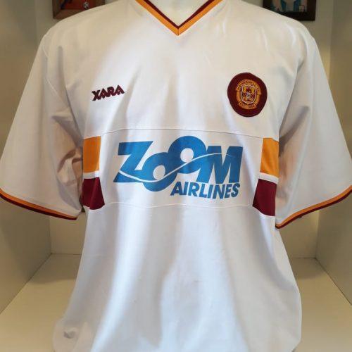 Camisa Motherwell FC Xara