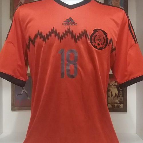 Camisa México Adidas 2014 Guardado