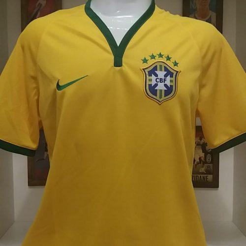 Camisa Brasil Nike 2014