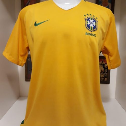 Camisa Brasil Nike 2016