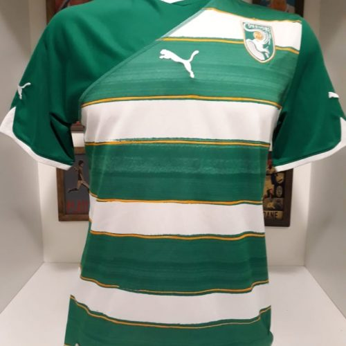 Camisa Costa do Marfim Puma 2010