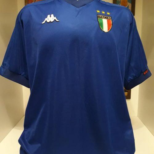 Camisa Itália Kappa 1998 Bruno Conti