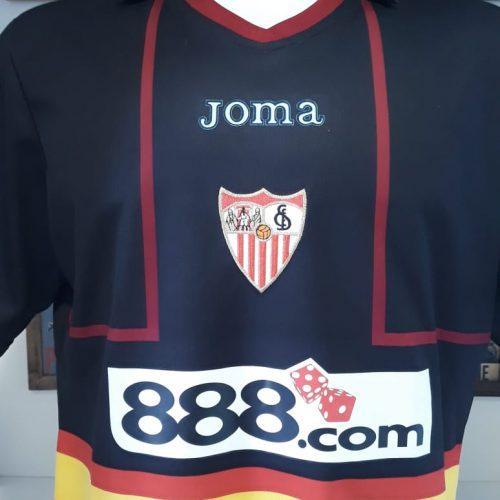 Camisa Sevilla Joma 2007