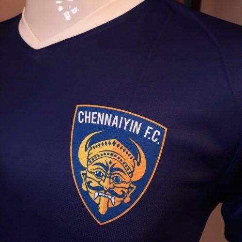 Camisa Chennaiyin FC Tyka Pelissari