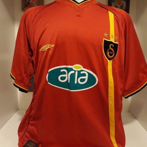 Camisa Galatasaray Umbro 2002