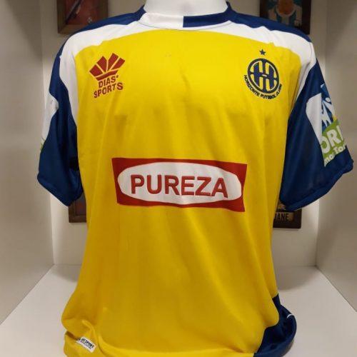 Camisa Horizonte Dias Sport amarela