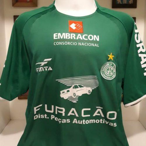 Camisa Guarani Finta