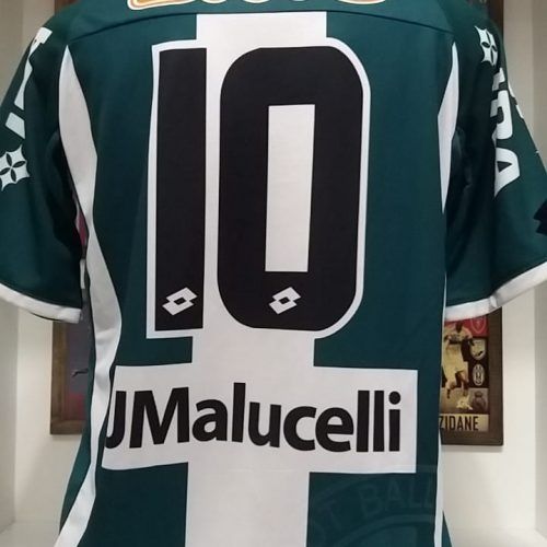 Camisa Coritiba Lotto 2011